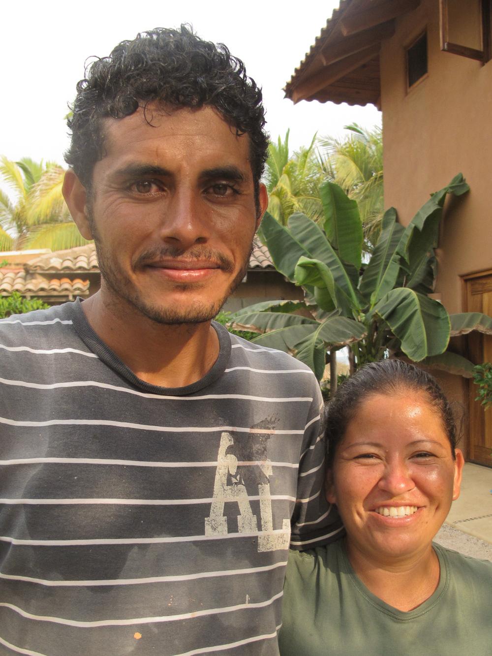 Alfredo & Karina